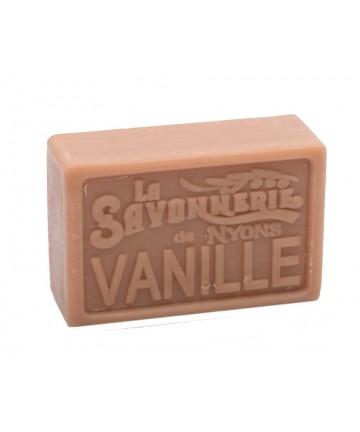 Savon à la vanille