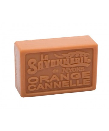 Savon à l'orange - cannelle