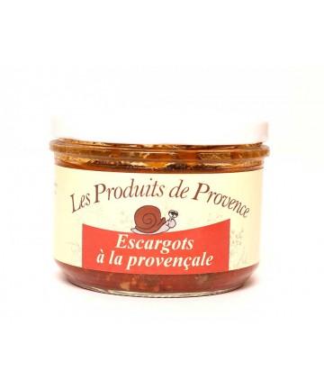 Escargots à la sauce provençale
