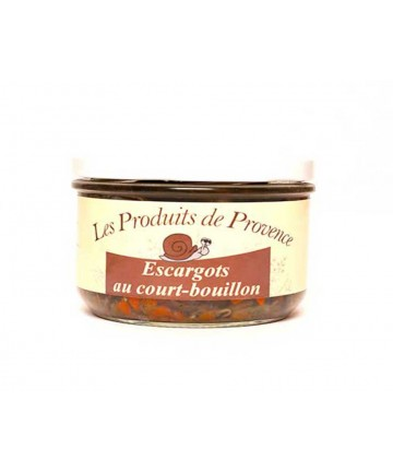 Escargots au Court Bouillon 120 gr
