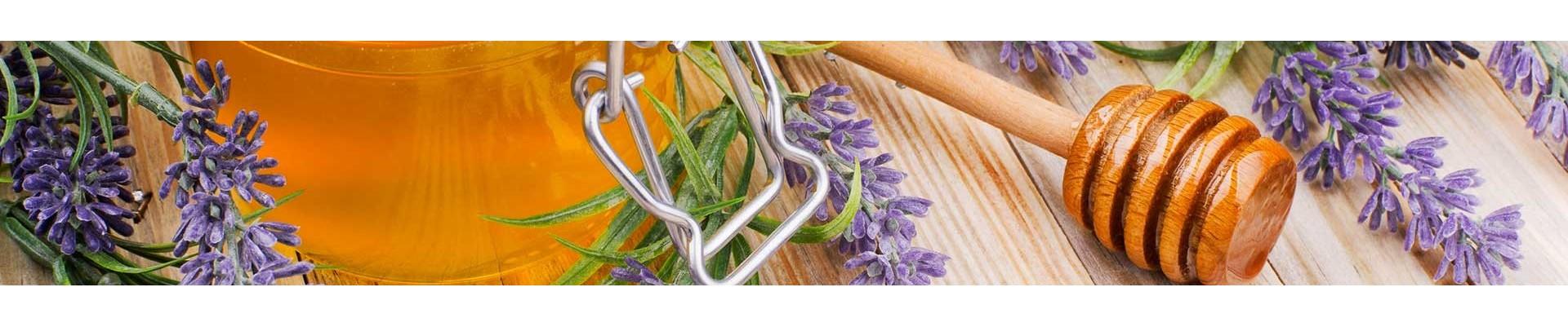 Miel - Les produits de Provence - Escargots, Truffes, Miel - Enclave des Papes