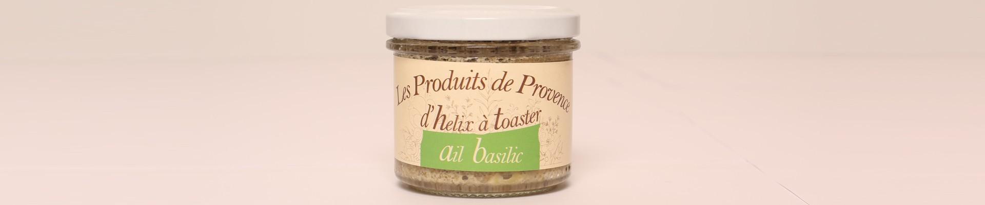 Escargots à Toaster - Les produits de Provence - Escargots, Truffes, Miel - Enclave des Papes