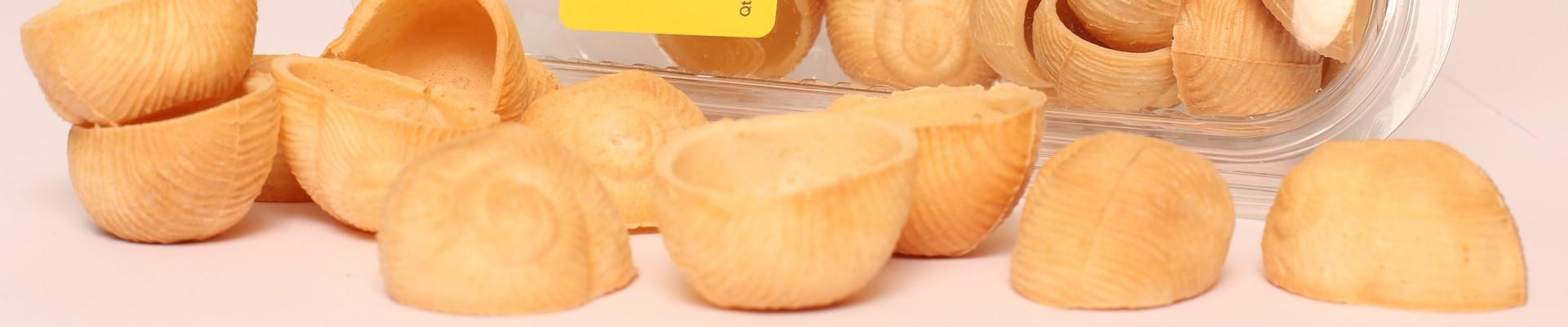 Croquilles - Les produits de Provence - Escargots, Truffes, Miel - Enclave des Papes
